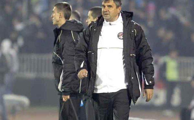 Stamenković za ''Sportske'': ''Želimo da obradujemo navijače protiv Partizana''