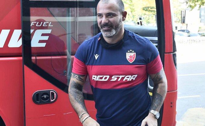 Stanković već misli o Partizanu, za derbi sprema drugačiji tim?