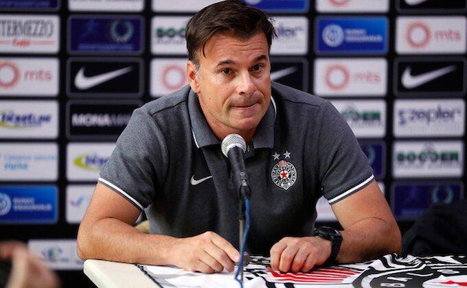 Stanojević pred novinarima: ''Kad bih vam rekao, ne biste mi verovali...''