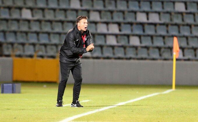 """Stanojević ne očajava: """"Rezultat je realan, nada u revanšu"""""""