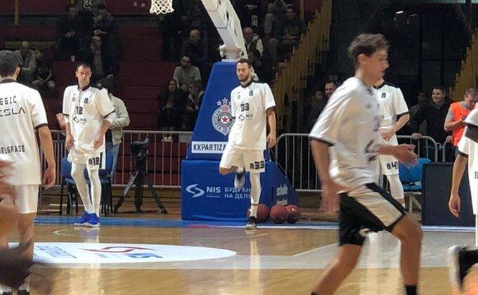 Bivši igrač Partizana i Zvezde u Belorusiji!