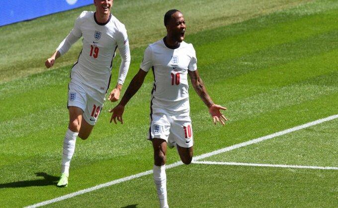 """Sterling posle gola:""""Nije mi uspevalo sa klubom, ali mislim da sam opravdao poziv na Euro"""""""