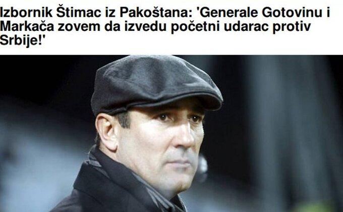 Bolesna ideja Igora Štimca...