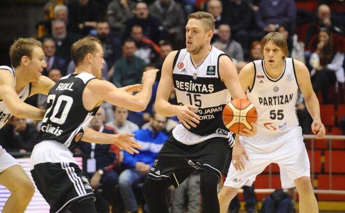 FIBA LŠ - Karšijaka bolja od Bešiktaša, Štimac ponovo blistao!