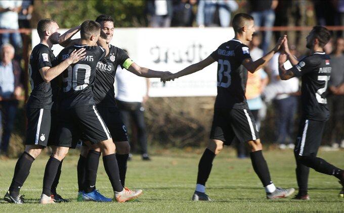 Napustio Partizan posle deset godina: ''Odlazim, a volim te...''