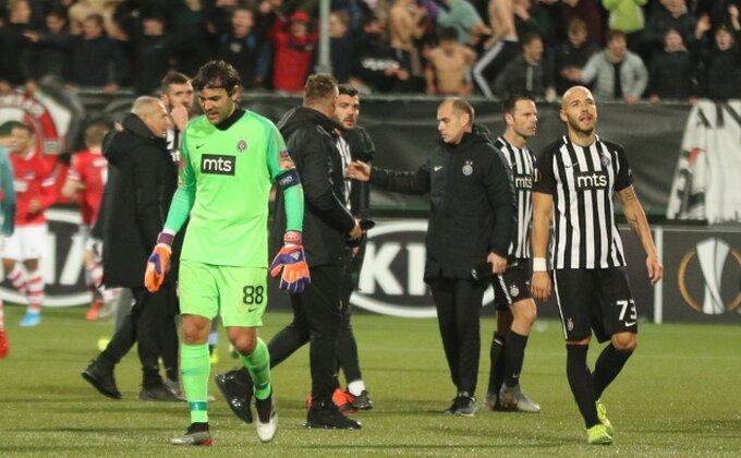 Dirljiv tekst osvanuo na Partizanovom sajtu posle haškog košmara