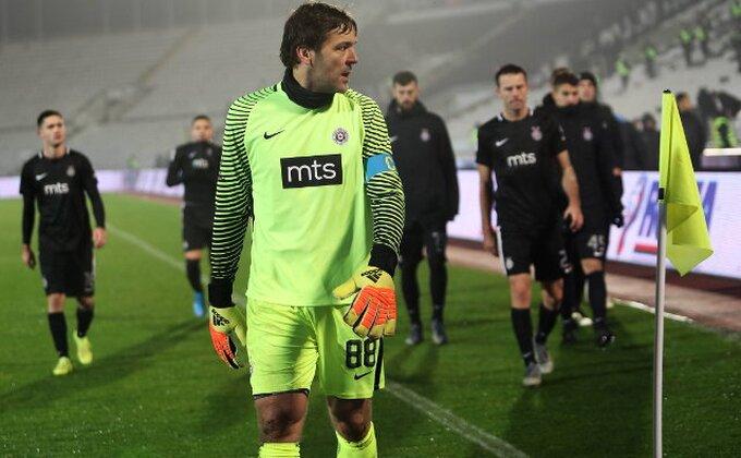 Ko će kome, nego svoj svome - Spartak izjednačio protiv Partizana!