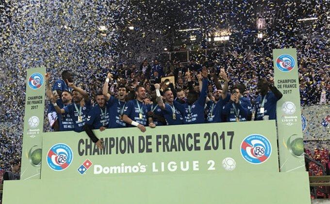 Strazbur osvojio Ligu 2, sa njima u Ligi 1 i Amjen