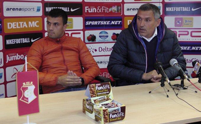 Trener Napretka: ''Ovakve golove ne primaju ni omladinci...''