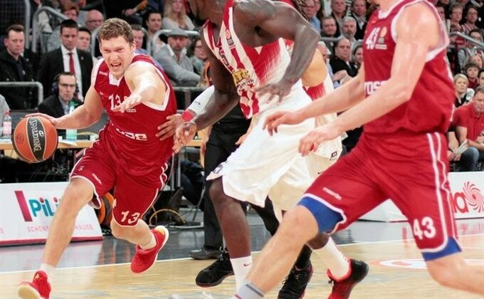 Letonac napustio CSKA