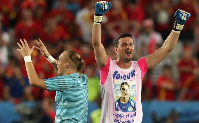Danijel Subašić posle velike pobede još jednom pokazao i ljudsku veličinu!
