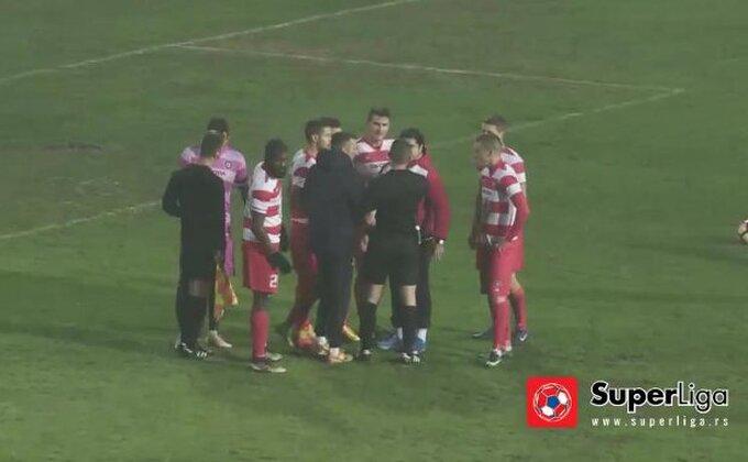 Snimak bruke u Subotici - Bajić ispucavao kao Vinatijeri!
