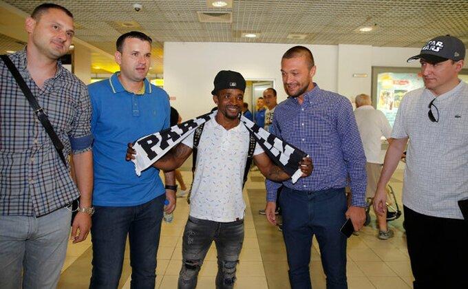 Suma pokazao zašto je doveden, nova nada za Partizan!