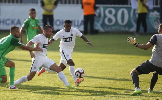 Partizan konačno pogodio, proradila veza Tošić-Suma!