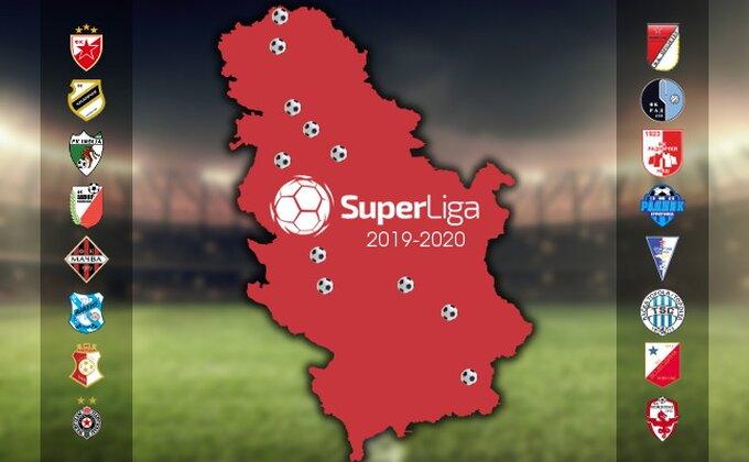 Plan kao u Bundesligi, Superliga ponovo u maju?!