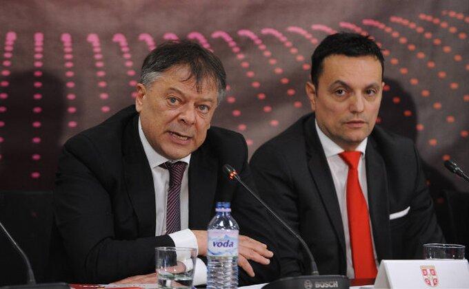 Šurbatović potvrdio - Gradiće se Nacionalni stadion, Srbija želi finala LŠ i LE!
