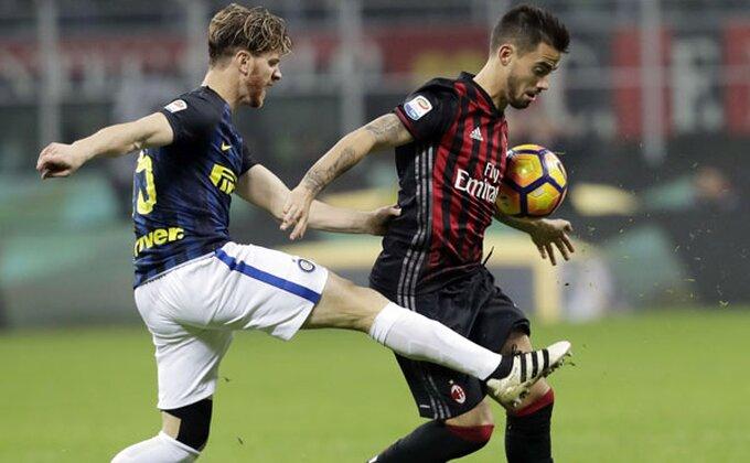 Suso plesao u derbiju, Perišić spasio Inter!