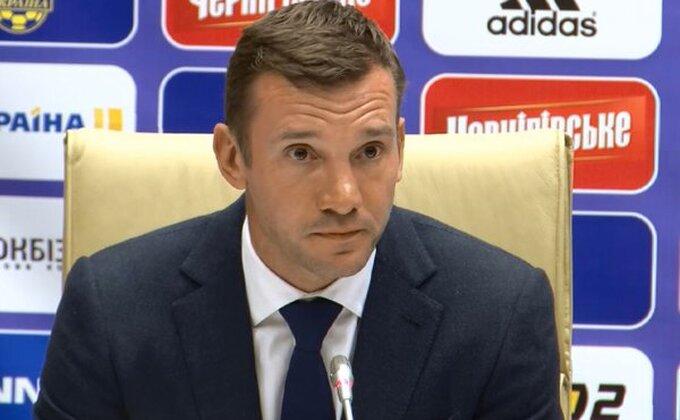 Ševčenko: ''Sve osim poraza protiv Hrvatske je dobar rezultat''
