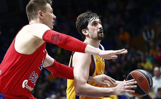 Vorontsevič se vraća klupskoj košarci, igraće EL?