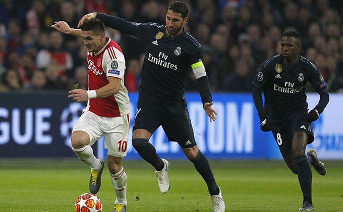 LŠ - Tadić se igrao sa Realom, ali Madriđani idu kući zadovoljniji!