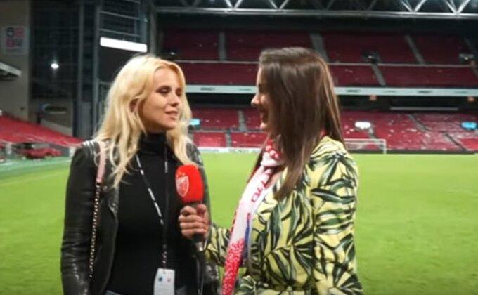 Kad se sinoć završila ''ludnica'' u Kopenhagenu, na terenu su ostale samo NJIH DVE!