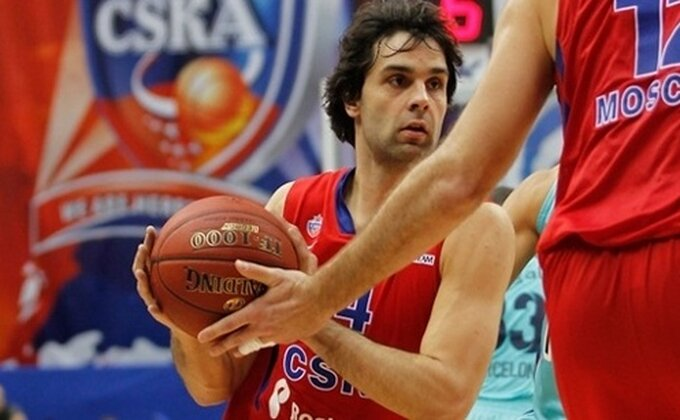 EL - Teo sjajan u porazu CSKA, Bjelica slične sudbine
