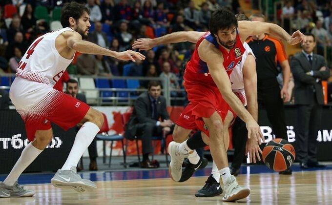 Kad je teško - TEO! CSKA slavio u derbiju VTB lige!