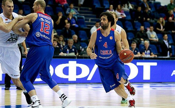 Sjajni Teo vodio CSKA do pobede u Tel Avivu!