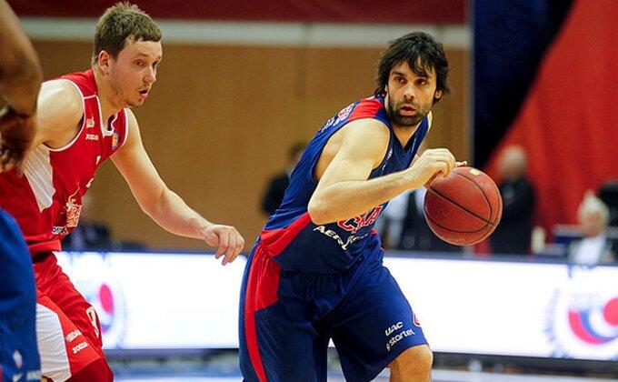 VTB - Teo na poštedi, CSKA ubedljiv