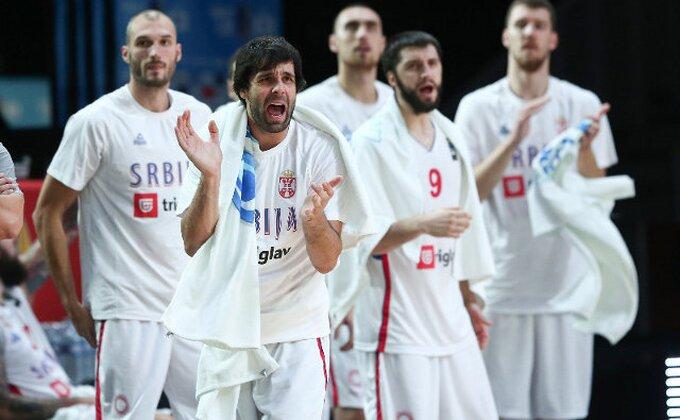 """Teodosić o sankcijama FIBA: """"Ruše san jedne generacije"""""""