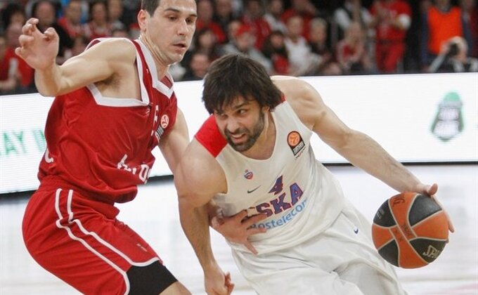 EL - Brose iznenadio CSKA, Nemci mogu u TOP 8!