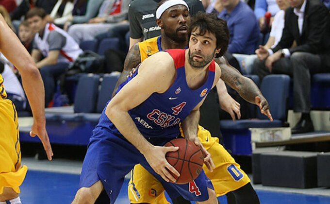'Armejci' kao u NBA - Teo započeo magičnu akciju!