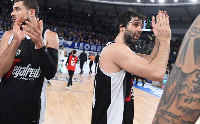 EK - MVP Teo je spektakularan, Trinkijeri najbolji, svi se boje Partizana!