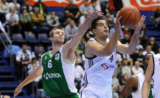 ABA - Džikićeva Krka odigrala 'za Partizan'!