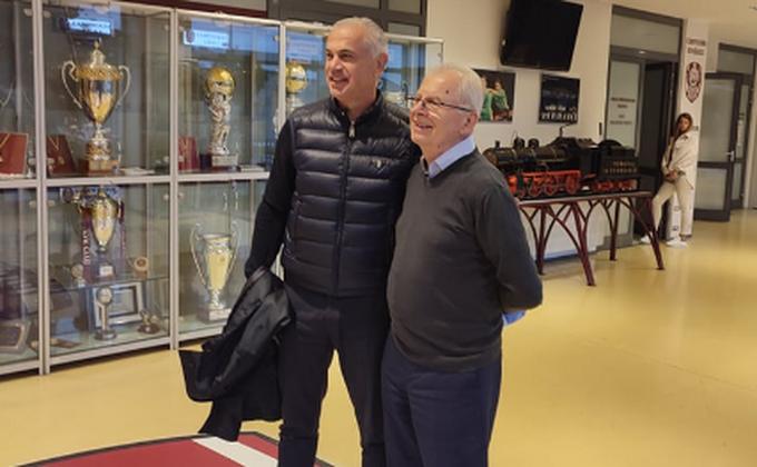 Sportske.net u Klužu: Terzić i Mijailović seju optimizam