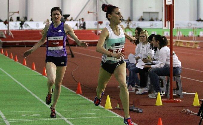 Amela Terzić druga na 3.000 metara u Beogradu