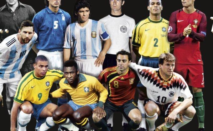 Zvanično imamo najbolji tim u istoriji fudbala!