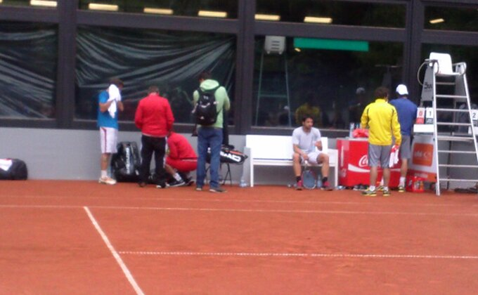Dizeldorf - Viktor i Janko spremni za start
