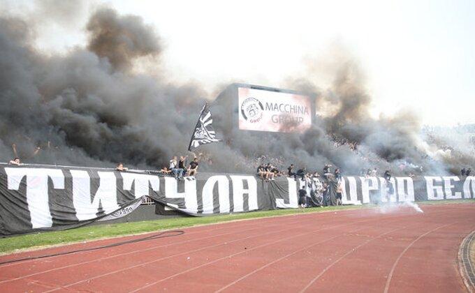 Oglasila se ''Crno-bela famillija''! Za nove Partizanove titule!
