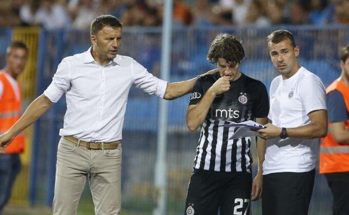 Partizan dobio mega pojačanje kada je najvažnije!