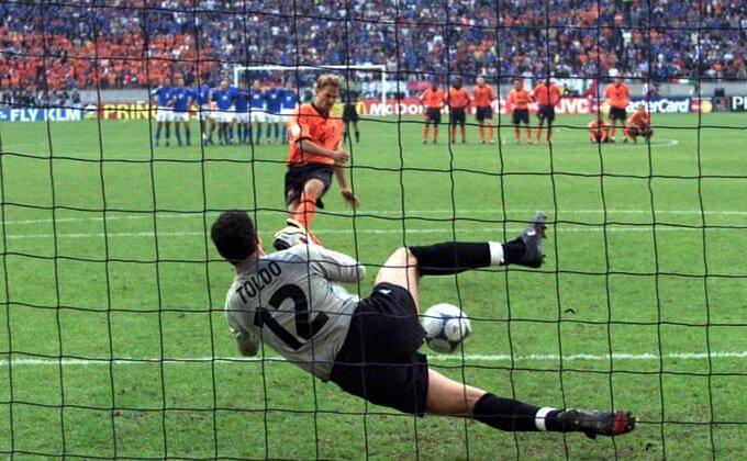 Holandija – Bolna sećanja, kad promašiš pet penala na utakmici