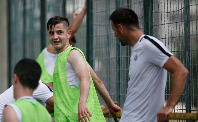 Potvrđeno - Bivši Partizanov biser otišao na pozajmicu