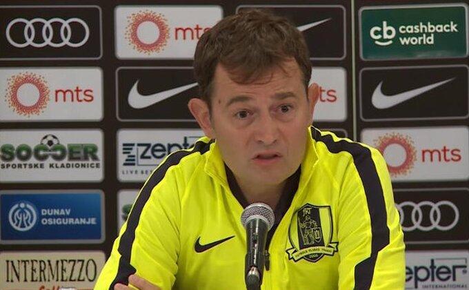 """Španac poštuje """"evropskog velikana"""", pokušaće da napadne Partizan"""