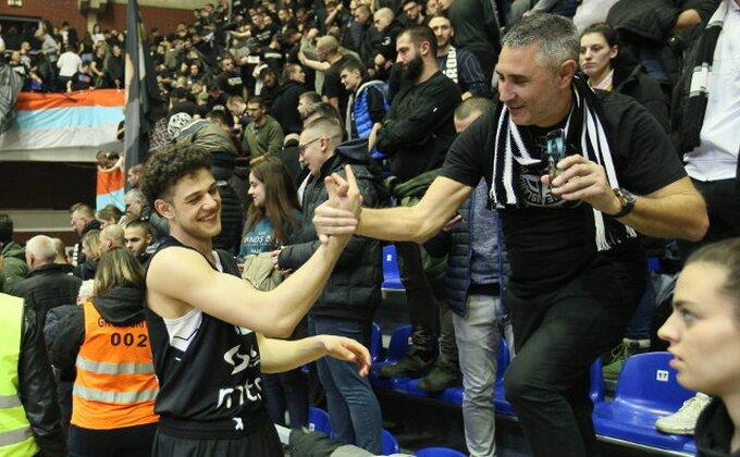 ''Grobari'' analiziraju, šta još nedostaje Partizanu? (TVITOVI)