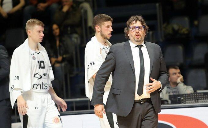 Partizan dobija novog konkurenta u trci za specijalnu pozivnicu Evrolige?