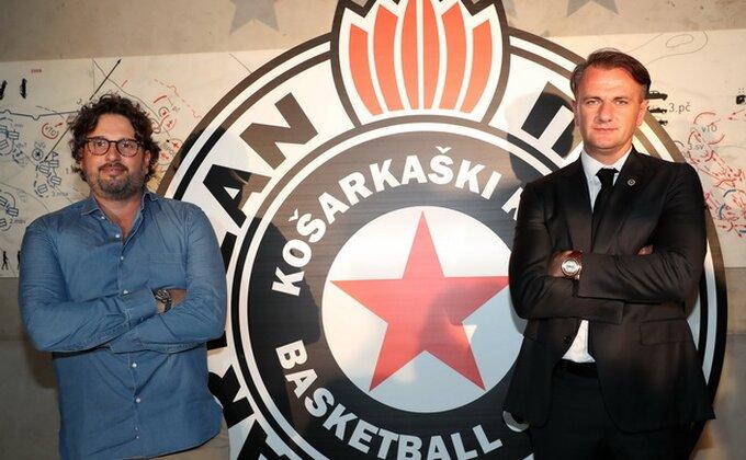 Partizan zvanično potvrdio, pojačanje mu je potrebno ODMAH!