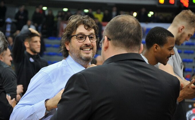Partizan se sprema za derbi - Pred očima NBA skauta igrali ''Crni'' protiv ''Belih'', ovo je epilog!