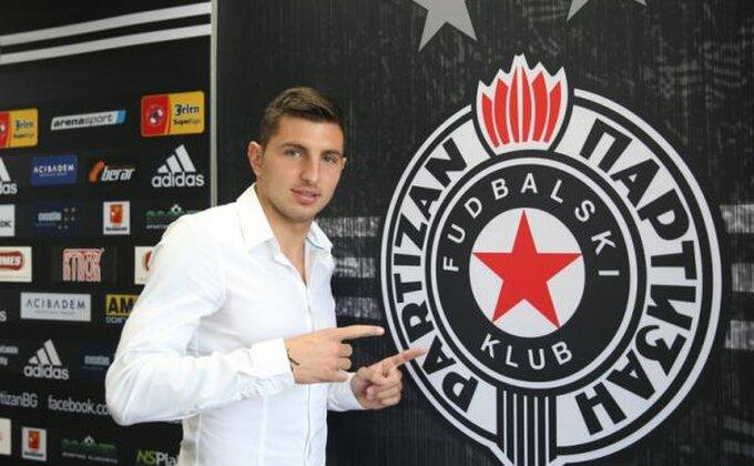 Neka čekaju Francuzi, vreme je da se dokaže u Partizanu!