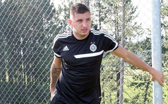 Trujićev prvenac u Partizanu!