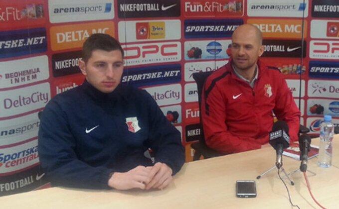 Postignut dogovor - On je Partizanovo prvo pojačanje!